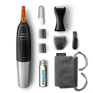 Philips Norelco 5100 Nose Hair Trimmer.